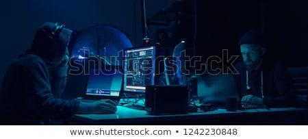 dark web cyber spy stock photo © 3mc