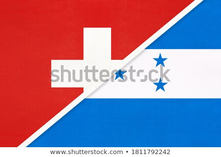 Honduras vs Zwitserland groep fase wedstrijd Stockfoto © smocker03