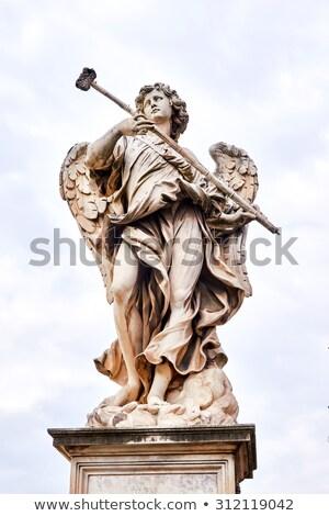 Rome · hoek · shot · Italië · stad - stockfoto © dserra1
