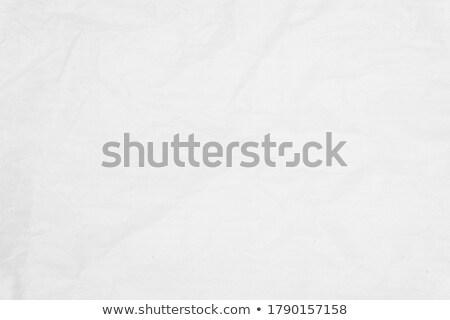 Crinkled paper background Stock photo © creisinger