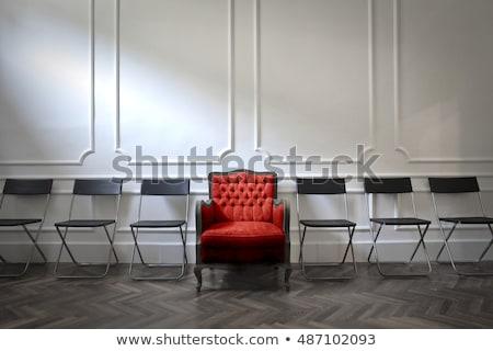 the VIP seats Stock photo © flipfine