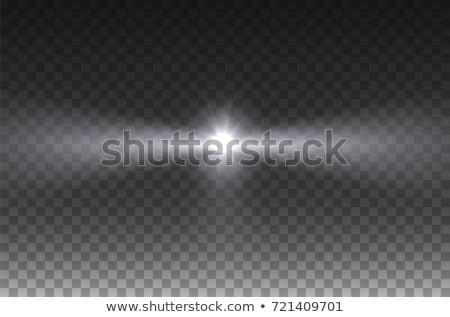 Lighted lighthouse Stock photo © smithore
