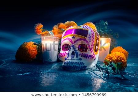 Offrant bonbons main enfant enfants couleur Photo stock © danielbarquero