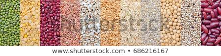 Agrarisch gewas zaad abstract full frame Stockfoto © stevanovicigor