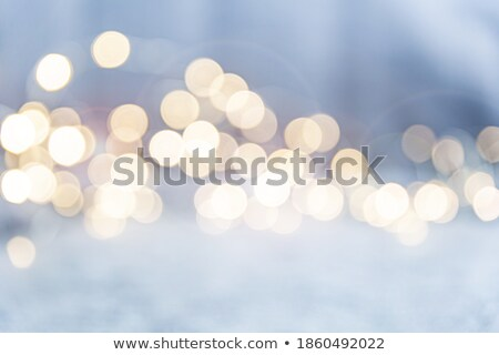 Christmas background radiate in blue Stock photo © marinini