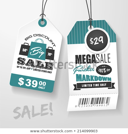 Best Deal on barcode Stock photo © fuzzbones0