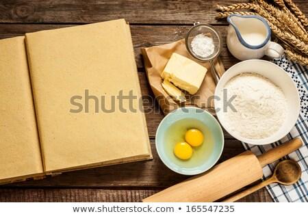 台所用品 · にログイン · チョーク · ボード · 料理 · 図書 - ストックフォト © kheat