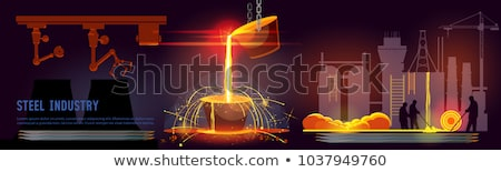 ladle furnace stock photo © mady70