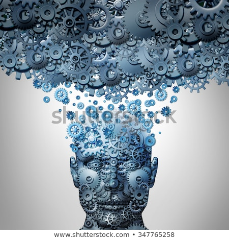 Upload Your Mind Stock photo © Lightsource