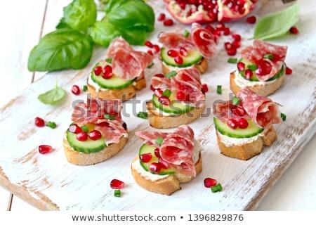 light appetizer stock photo © digifoodstock