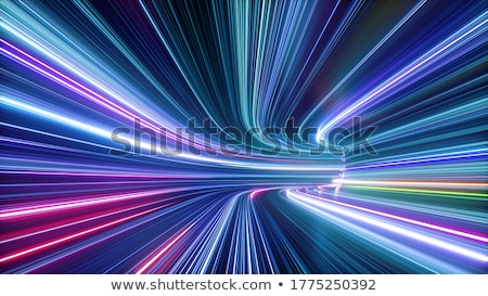 Light Speed Warp Stock photo © Suljo