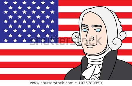 caricature of hillary clinton united states democratic presidential candidate stock photo © doddis