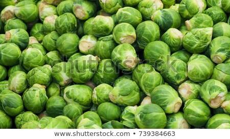 Сток-фото: текстуры · свежие · зеленый · студию · растительное · блюдо