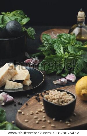 Pesto verde alla genovese Stock photo © Digifoodstock