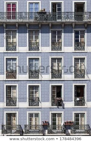 Typical portuguese windows Stock photo © alessandro0770