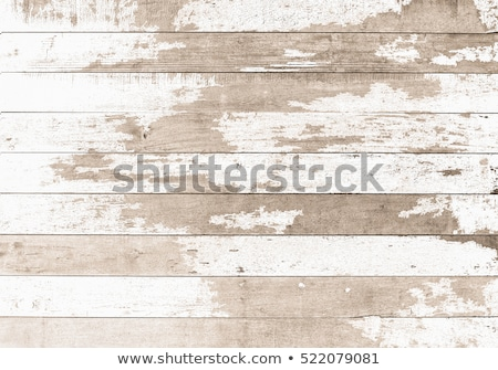 Surface of old wood painted colorful plank Stock photo © IMaster
