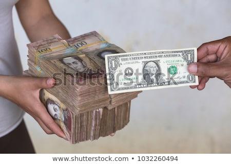Venezuela válság politikai helyzet bizonytalanság Caracas Stock fotó © Lightsource