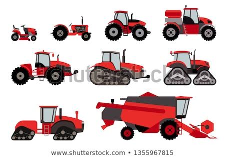 conjunto · veículos · suv · sedan · vista · lateral · vetor - foto stock © robuart