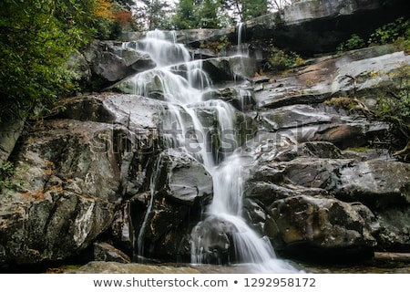 Stock photo: Cascade in the Smokies