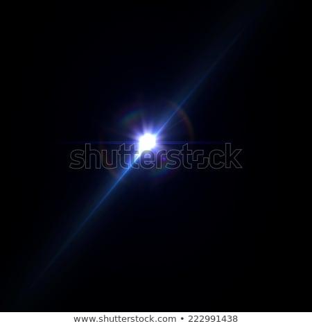 深い スペース 明るい 星 紫色 ストックフォト © evgeny89