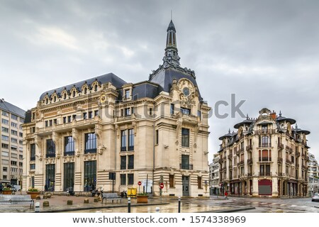 Grangier square, Dijon, France Stock photo © borisb17
