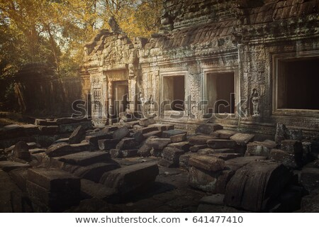 old khmer ruins Stock photo © smithore