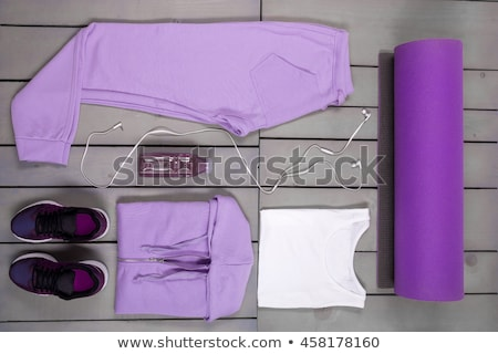 Woman exercise pant sport wear  Stock photo © JohnKasawa