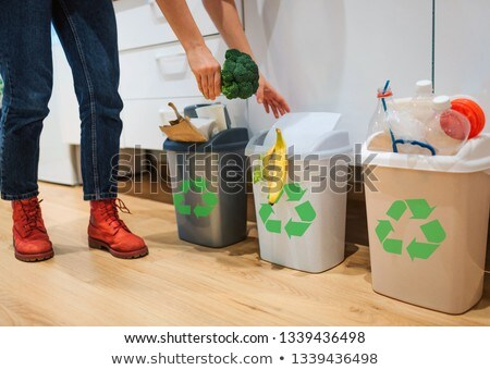 Recycling is important. Stock photo © photography33