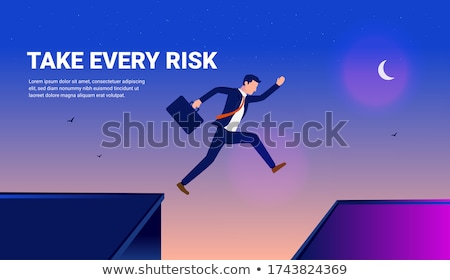 Stock photo: Take every risk