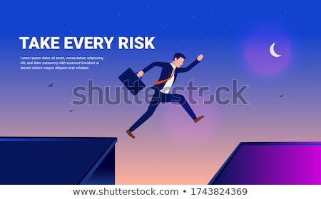 Take every risk Stock photo © maxmitzu