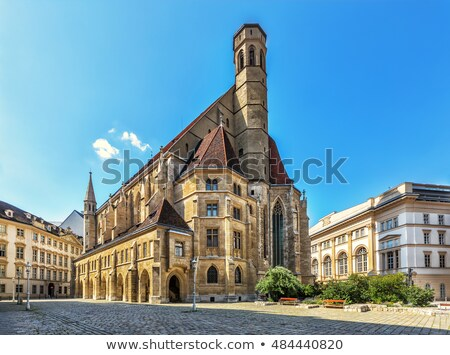 Minoritenkirche, Vienna stock photo © borisb17