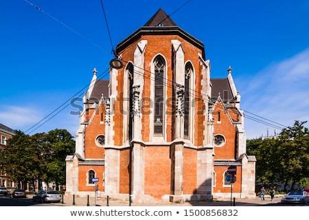 St. Elisabeth Church, Vienna Stock photo © borisb17