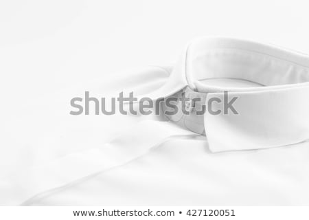 folded male shirt clothes fashion Stock photo © yupiramos