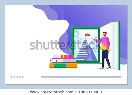 知識 することができます 成功 ウェブサイト ウェブ ストックフォト © robuart