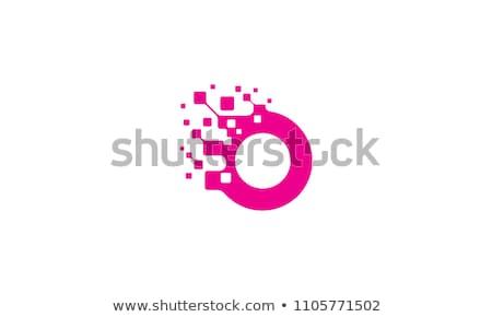 Texte métal couleur isolé illustration Photo stock © georgejmclittle