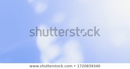 Azul reflexão céu fachada edifício cidade Foto stock © guffoto