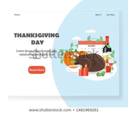 vacanze · Turchia · illustrazione · alimentare · piatto - foto d'archivio © hittoon