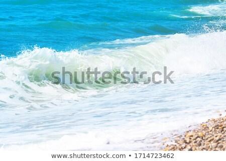 エンドレス · プール · 水 · 青空 · 明るい · 太陽 - ストックフォト © ozaiachin