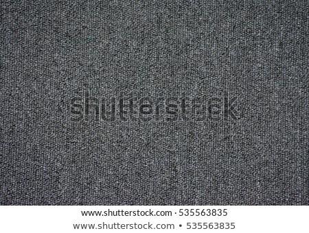 Grijs tapijt detail textuur huis Stockfoto © homydesign
