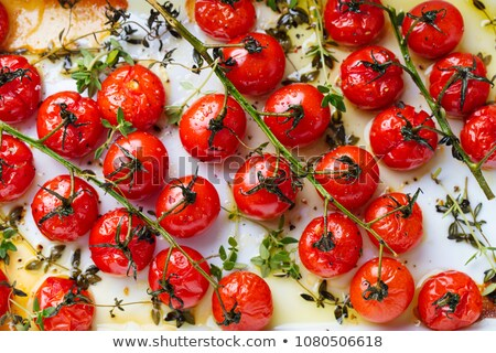 Verão legumes folha estilo Foto stock © zoryanchik