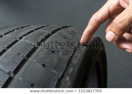 used tires stock photo © foka