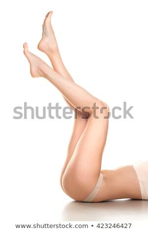 тонкий · красивой · женщины · ног · элегантный - Сток-фото © NeonShot