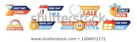 Stock photo: Special Price Only This Week Banner Sale Discount