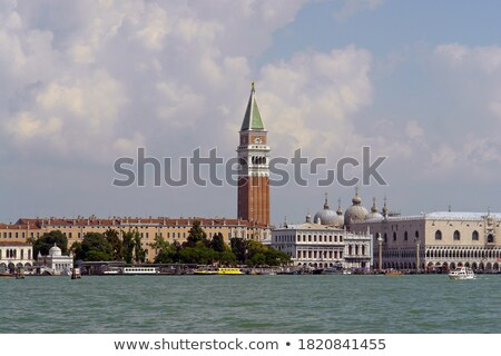 View Across Saint Mark Square, Venice, Italy Stock photo © AndreyPopov