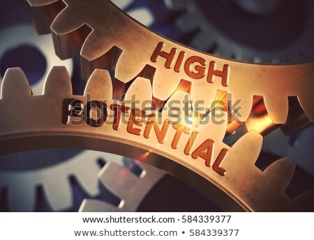 3d Render Of Cogwheel Gear High Performance Foto stock © Tashatuvango