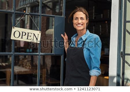 Shopping success Stock photo © sumners