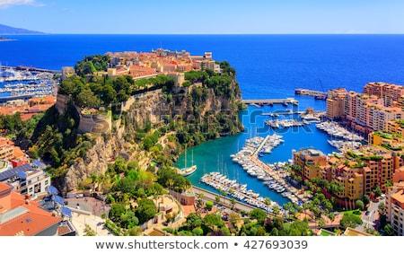 French Riviera views Stock photo © deyangeorgiev
