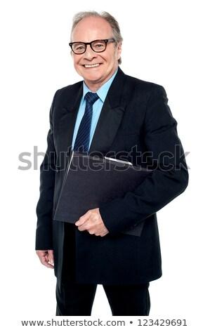 Senior uitvoerende af boardroom actief Stockfoto © stockyimages