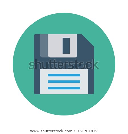 old floppy discs Stock photo © jonnysek