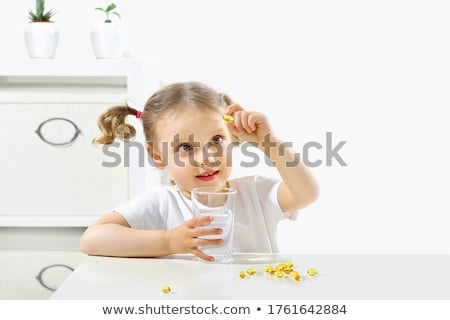 Addition tables with happy kids in background Stock photo © bluering